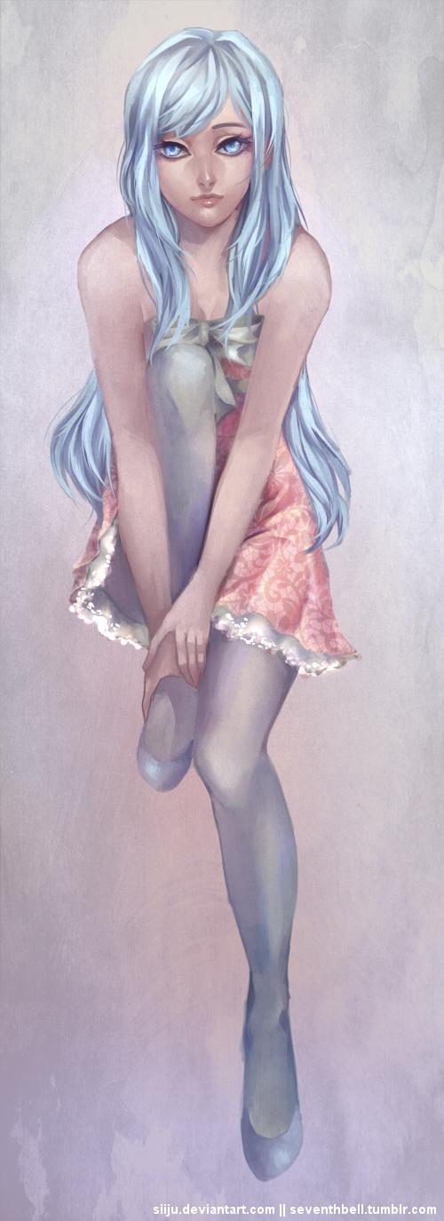 Lunachi139 Commission [1/2] by siiju