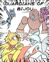 Guardians of Bijou comic by SugarRatio