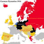German Dynasties 1914