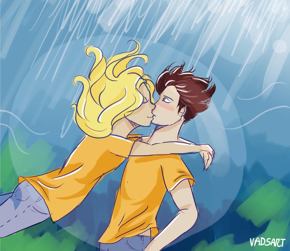 underwater kiss by Vanessa-Santos