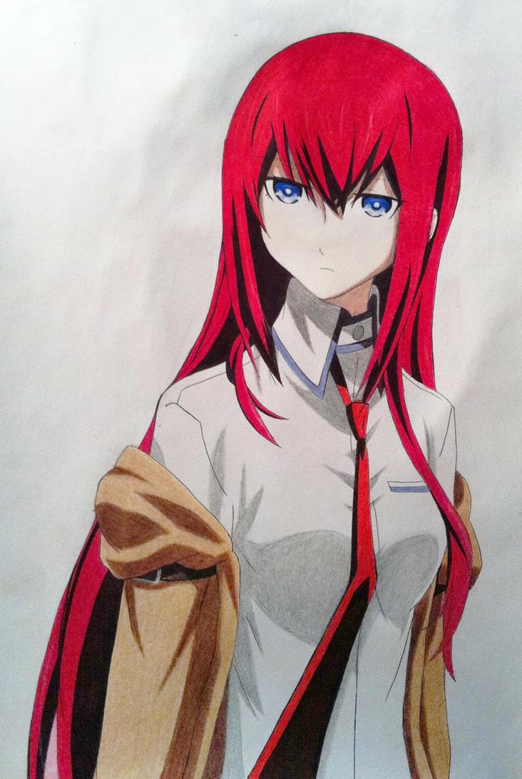 SteinsGate - Makise Kurisu by Ayu999pl
