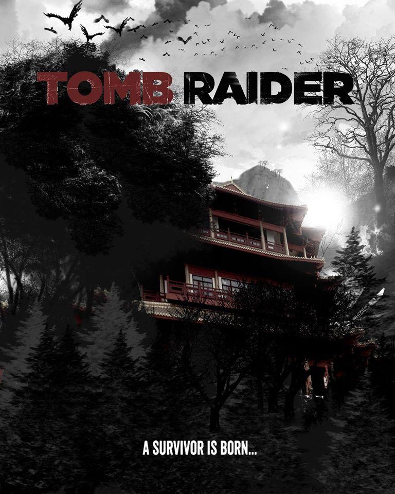 TOMB RAIDER by Neilou-X