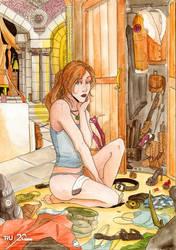 LARA'S INTIMITY by Neilou-X