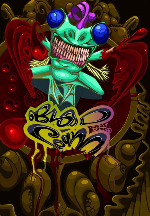 BloodFoam-DeathFlow