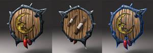 Bad moon shield