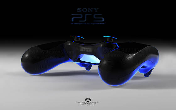 PS5 wallpaper 2 by DavidHansson