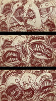 Screaming Sketches 7