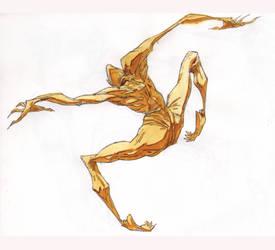 Jumping Tourettes by bobmeatbag