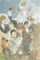 Life of Miyazaki by bobmeatbag