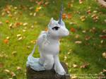 The Last Unicorn custom pony