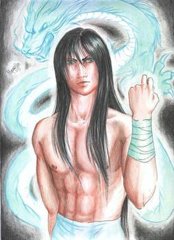 Sirio the dragon
