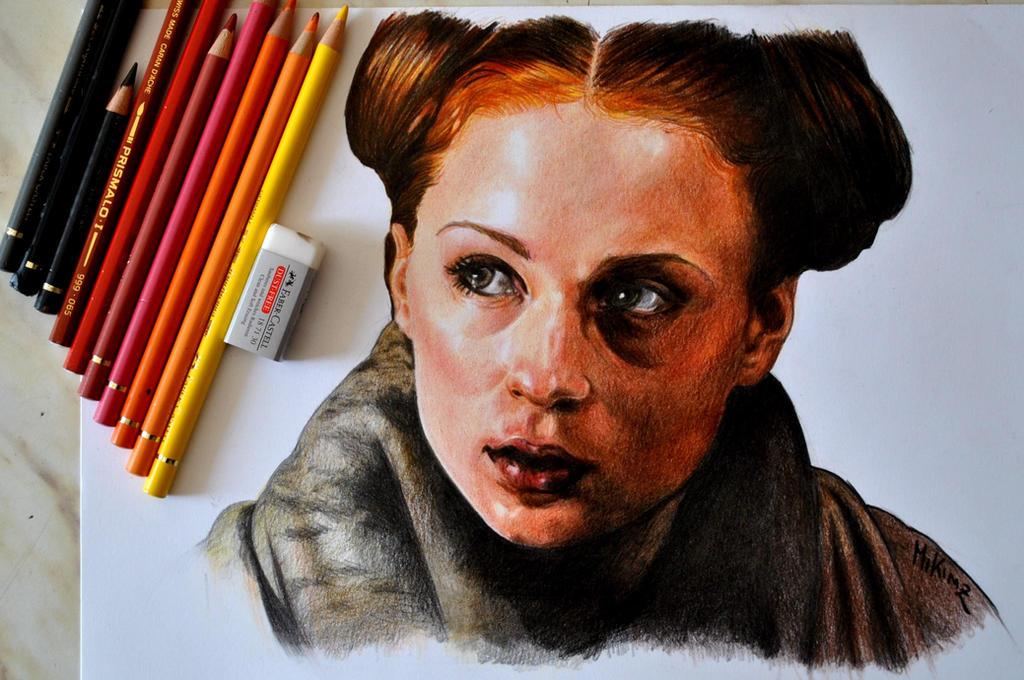 Sansa Stark by mikinz89