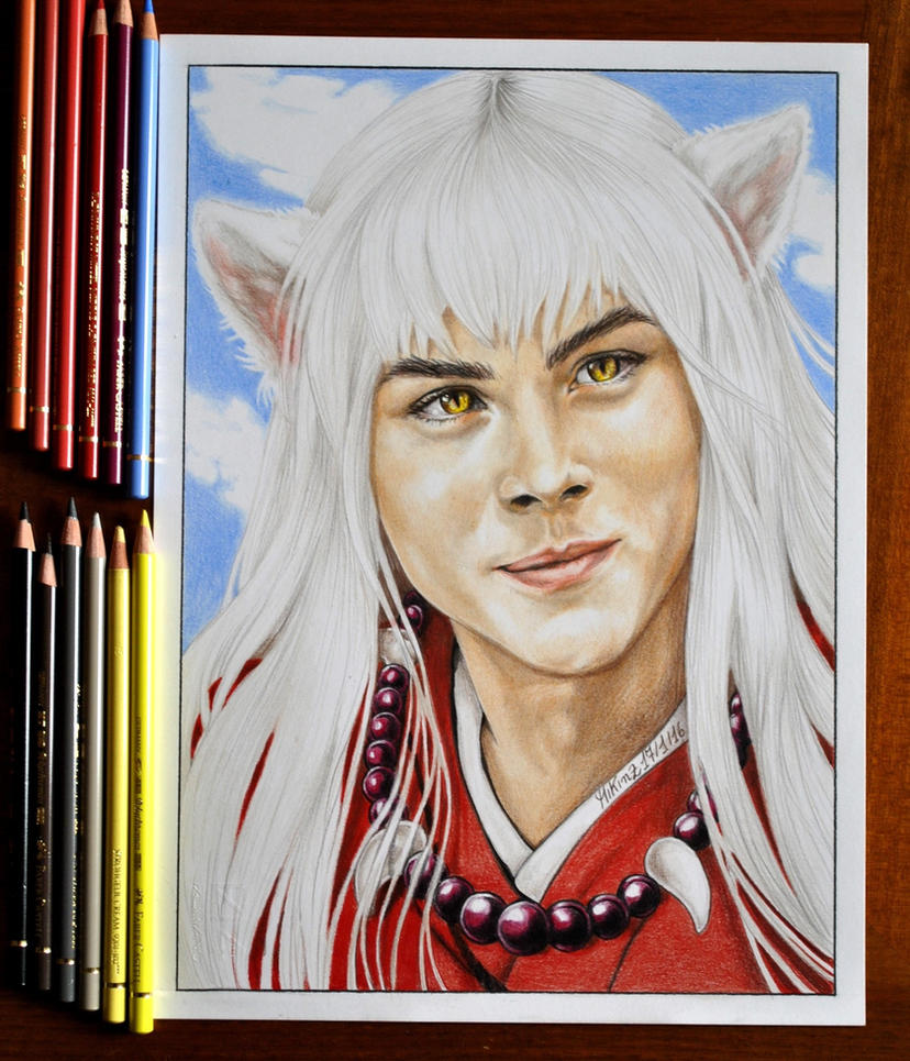 Inuyasha by mikinz89