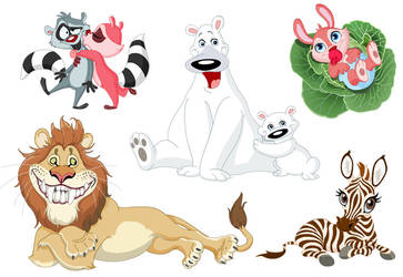 animals misc design 2 by Avimator