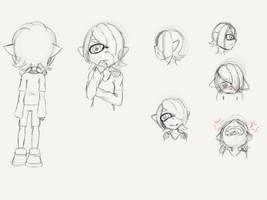 Lime Sketch #1