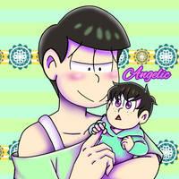 Choromatsu and Eiko