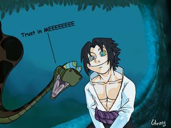 The Conversion of Sasuke by ColossalBeltloop