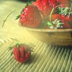 La mangeuse de fraises II