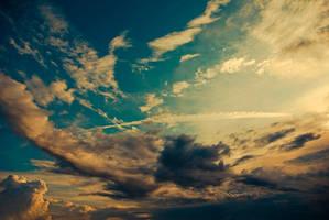 La chasseuse de nuages by Somebody--else