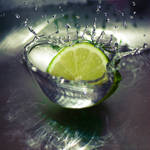 Ca pique, le citron vert by Somebody--else