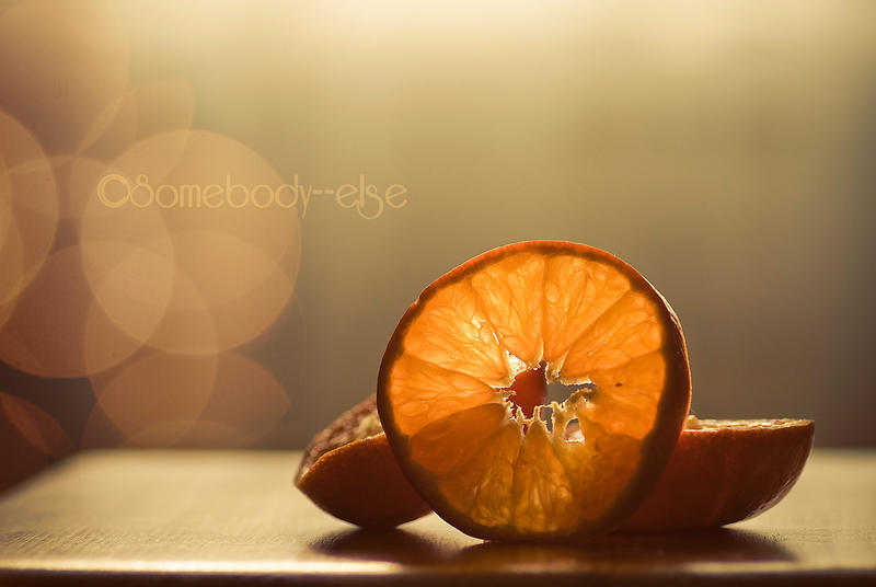 Mandarine . II by Somebody--else