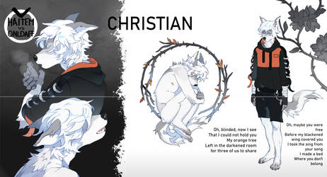 Christian - collab adopt auction [CLOSED]