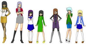 .:YGO Next Gen Girls:.