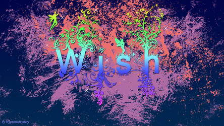 Wish 2 Wallpaper by HypnoticMystery