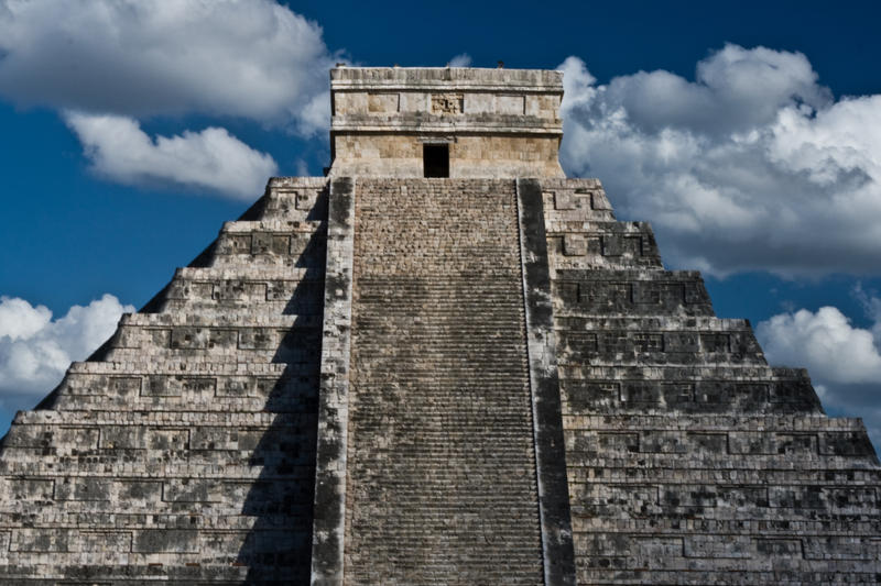 Chichen Itza by Kekilen