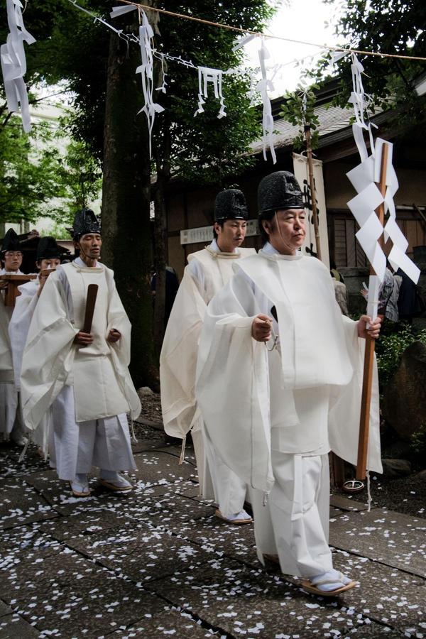 Oharai Ceremony by Kekilen