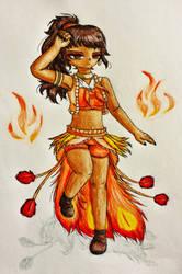 Phoenix Dancer