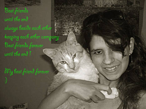 My best friend forever