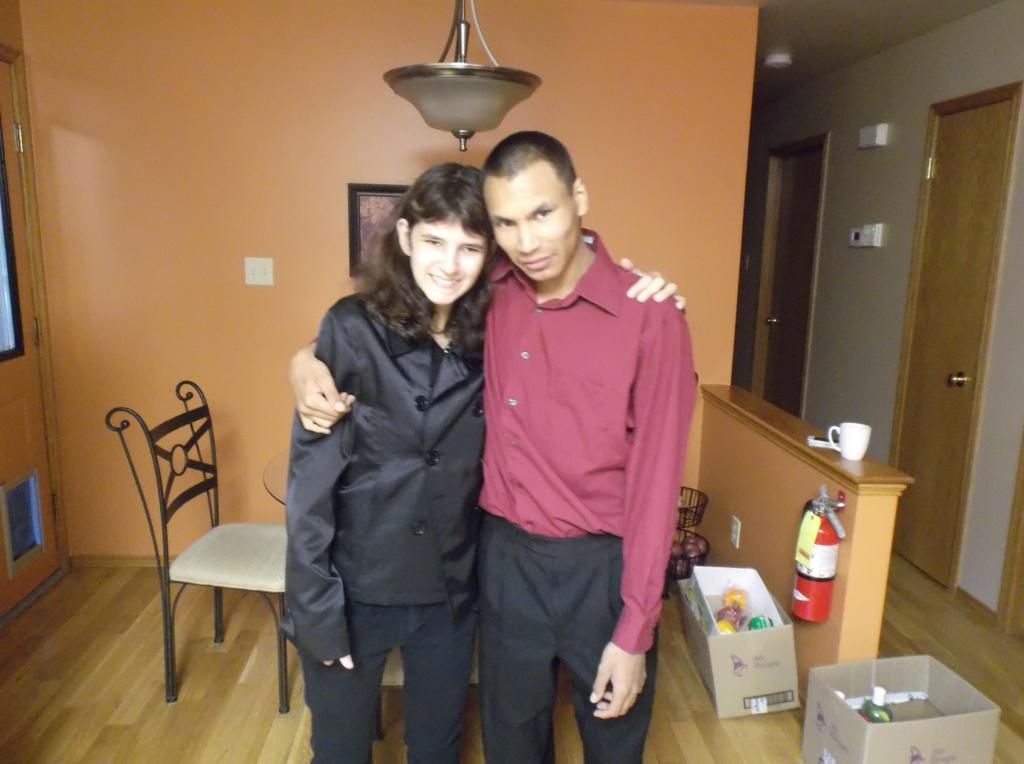 Me and my boyfriend by MyLoveForYouEternity