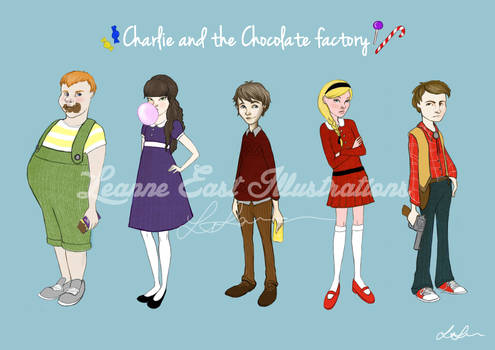 charlie and the Chocolate factory watermark