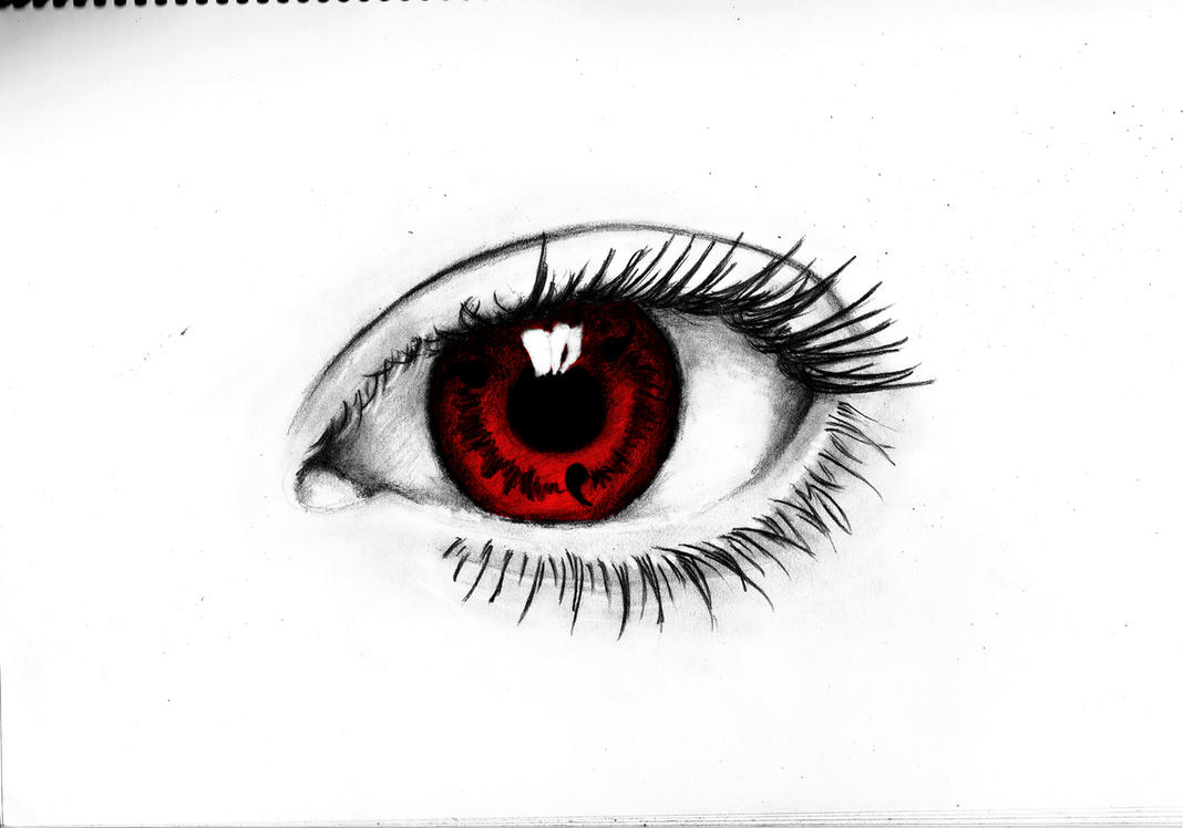 Sharingan by c0reja
