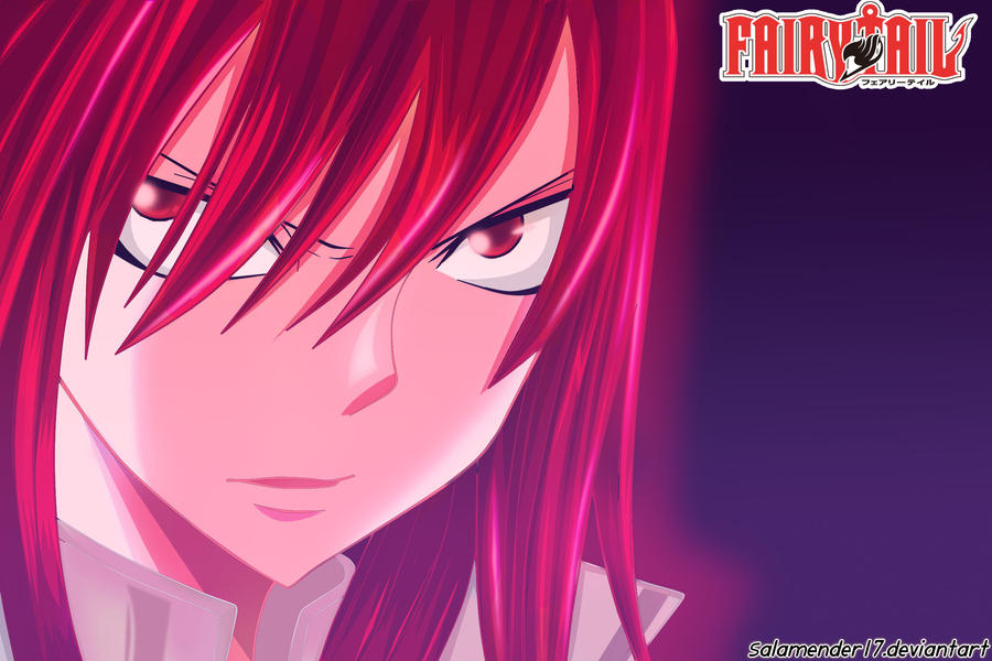 Image Gallery erza angry