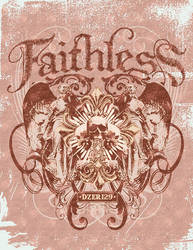 --FaithlesS-- by dzeri
