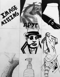 Various line doodles