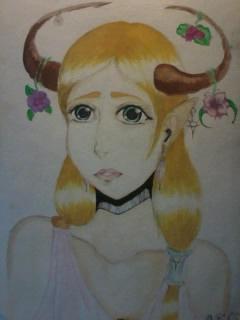 Horoscope Ox/nymph by teika1997