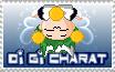 Di Gi Charat Stamp by KawaiiKittee88