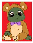 Halloween Turtle: Donnie by KawaiiKittee88