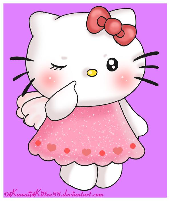 angel hello kitty - photo #31
