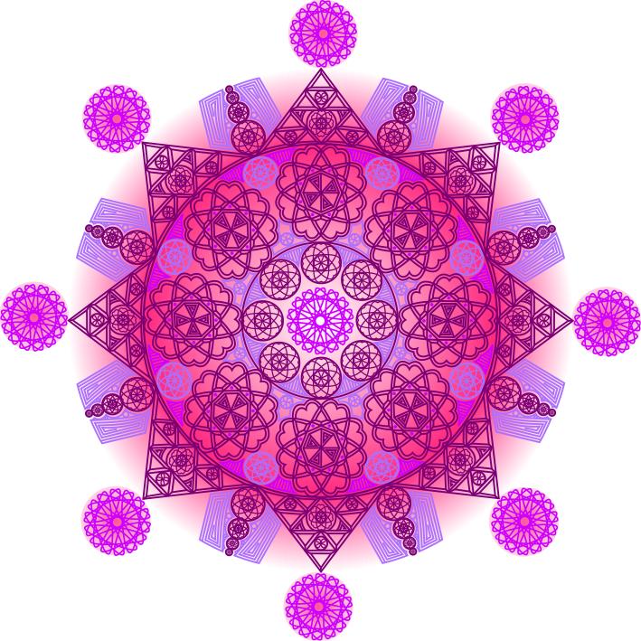 Pretty in Purple by geekartist55
