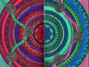 The Wheel by geekartist55