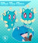 Mint The Chao / Sonic Fan Character