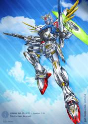 GDAY Gundam F91