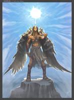 Icarus by Xeromander