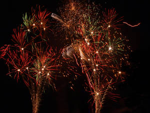 Fireworks Stock 001 by 1337-1stock