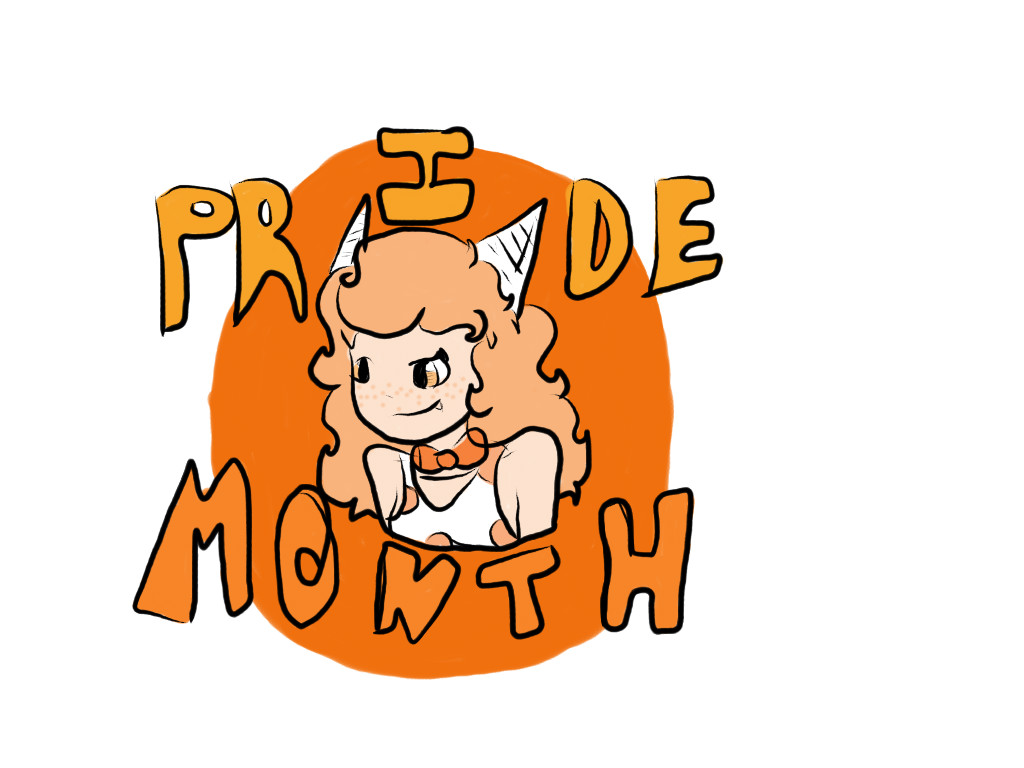 Pride Month! by scardofshadows