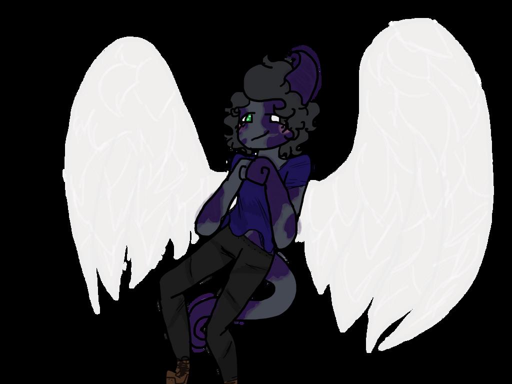 Dark Angel by scardofshadows
